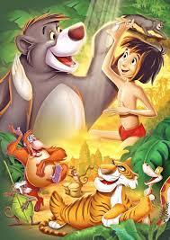 jungle book disney fantasy family cartoon edy adventure drama 1jbook wallpaper