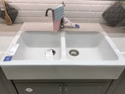 i wanted an under mount stainless steel one bowl sink like we had at our old house