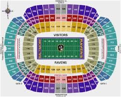 Detailed Seating Chart For Giants Stadium Pittsburgh