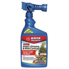 Bayer Advanced 32 Fl Oz Garden Insect Killer At Lowes Com