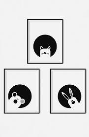 Printable Room Decor 49 Best Nursery And Kids Wall Art Prints Images On Pinterest