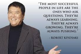 Robert Kiyosaki Quotes Unique Robert Kiyosaki 48 Inspirational Image Quotes On Money Joel Annesley
