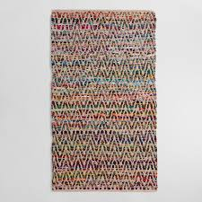 kitchen rugs. View In Gallery Chevron Recycled Cotton Chindi Area Rug From World Market 900x900 Create Some Extra Comfort With These Kitchen Rugs O
