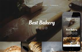 Bakery Websites Best Bakery A Hotel Category Responsive Web Template