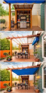 Covered Outdoor Kitchen Plans 25 Best Ideas About Bbq Stand On Pinterest Garden Table Garden