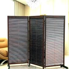 folding privacy screen outdoor room dividers default name screens wood medical