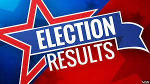 Full election results