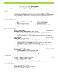 Curriculum Vitae Sample Cover Letter Manager Position Grad