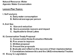 water clear gold natural resource water agenda water 2 natural resource water agenda water conservation