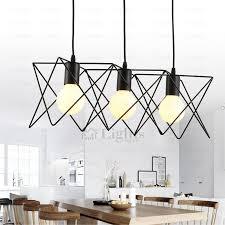 e26 e27 3 light modern industrial pendant lighting in decorations 1