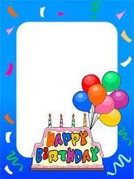 Create Photo Frames Online Birthday Cake