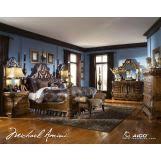 aico bedroom sets. aico the sovereign 4-piece panel bedroom set in soft mink aico sets g