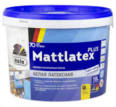 <b>Краска</b> ВД <b>Dufa Retail MATTLATEX</b> PLUS (база 1) 10л купить в ...