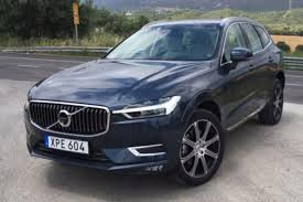 2018 volvo xc60 review. delighful volvo the volvo xc60 is new for 2018 and weu0027re getting our first handson look  at the redesigned midsize crossover so far very impressed for 2018 volvo xc60 review