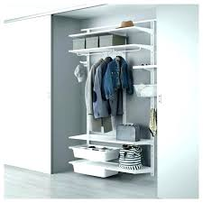 wall mounted closet shelving storage systems organizers and home decoration interesting white system with grey baskets