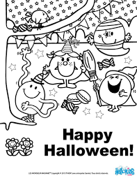 Small Picture Color online Print inside Happy Halloween Coloring Pages Online