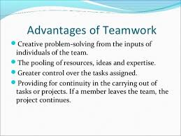essay about leadership and teamwork stonewall services teamwork essay on advantages and disadvantages of teamwork