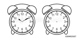Time Clock Chart Teaching Time Chart Telling The Time For Teacher Chart For