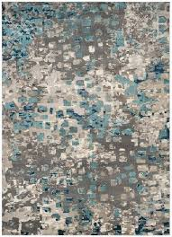 excellent crosier grey light blue area rug reviews intended for modern rugs contemporary pertaining to your grey blue