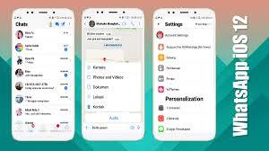 Download Tema WhatsApp iOS 12 MOD APK Lebih Elegan Terbaru ...