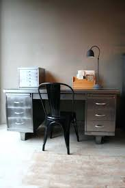 industrial style office desk. Industrial Executive Desk Medium Size Of Office Desks Furniture Style Modern