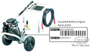 Pressure Washer Tip Size Chart Pressure Washer Specifications Vipbet889 Co