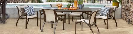 Brown Jordan Outdoor Kitchens Brown Jordan Pasadena Sling Lounge Chair