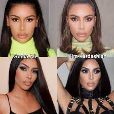 Sonia Ali, Kami Osman, Kim Kardashian Benzerliği – sosyal blog