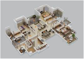 awesome 3 bedroom apartment house plans 3 bedroom floor plans pdf