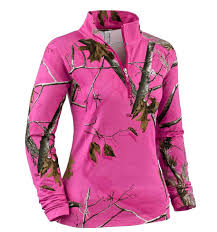 Legendary Whitetails Clothing Size Chart Realtree Ladies Jacket Performance Realtree Camo 1 4 Zip Mock