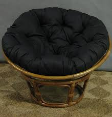 Pinstripe Indoor Wicker Chair Cushion Free Shipping Pillow