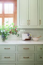 Green Color Kitchen Cabinets 25 Best Ideas About Sage Green Kitchen On Pinterest Sage