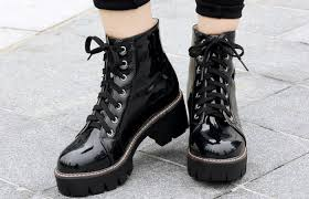 how to shine leather boots