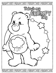 Small Picture care bears coloring page embroider Pinterest Care bears