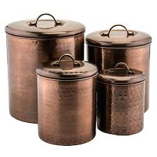 country kitchen canisters style storage containers star rustic
