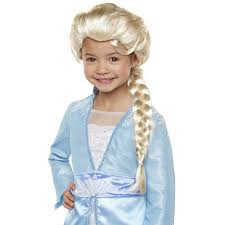Disney <b>Frozen</b> 2 <b>Princess Elsa Dress</b> Up Wig - Walmart.com