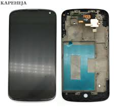 "4.7"" For LG Nexus 4 E960 LCD Display ..."