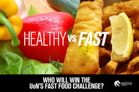 young women take up the healthy fast food challenge university young women take up the healthy fast food challenge university of newcastle blog uon