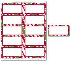 Avery Holiday Label Printable Address Labels Christmas Download Them Or Print
