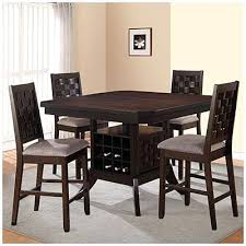 kitchen table with wine rack base big lots inside dining room furniture plans 2