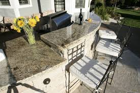 Granite For Outdoor Kitchen Outdoor Kitchen Denver Landscape Connection