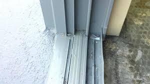 sliding patio door track patio doors repair unprecedented sliding patio door track sliding glass patio door