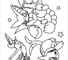 Pokemon Coloring Pages For Kids Antiatominfo