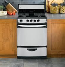 Ge Upright Freezer Manual Ge Jgas02senss 24 Inch Freestanding Gas Range With 3 Cu Ft