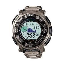 survival watch casio protrek triple sensor tough solar prg250t casio protrek prw2500t 7 triple sensor altimeter watch