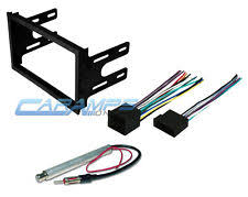 vw wiring harness vw car stereo double 2 din radio dash installation trim kit wiring harness