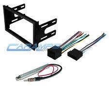 vw wiring harness vw car stereo double 2 din radio dash installation trim kit wiring harness