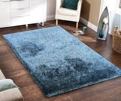 rug 5x7. 5x7 amore blue shag floor rug l