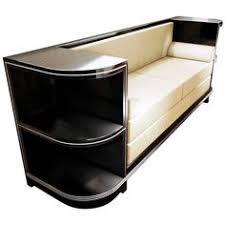 art deco modern furniture. Chromeliner Art Deco Sofa Modern Furniture E