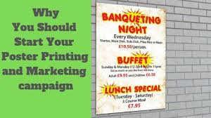 Choose from a range of a and b paper sizes, upload your artwork and receive free uk next day delivery. What You Know About Poster Marketing And Printing Thomasryan Over Blog Com